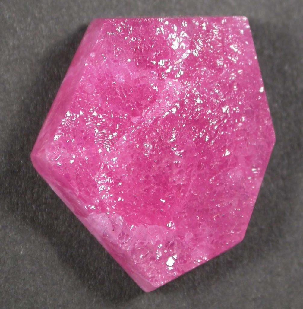 Cobalto Calcite Crystal Gel